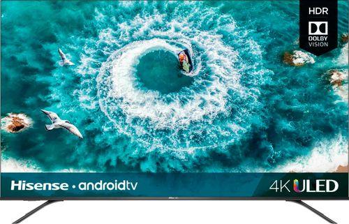 Hisense 65u0022 Class 4K Ultra HD (2160P) HDR10 Android Smart LED TV (65H8F)