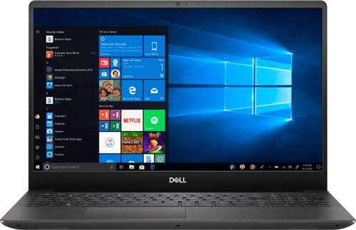 "Dell - Inspiron 15.6"" 4K Ultra HD Touch-Screen Laptop - Intel Core i7 - 16GB Memory - 512GB SSD - Black"