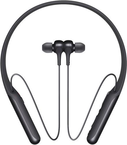 Sony WI-C600N Wireless Noise-Canceling in-Ear Headphones (Black)