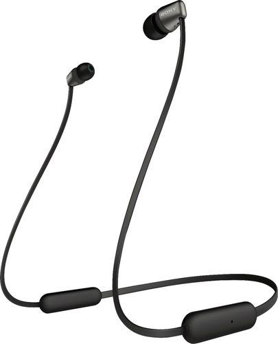Sony Wireless In-Ear Headphones - Black (WIC310/B)