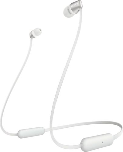 Sony Wireless In-Ear Headphones - White (WIC310/W)