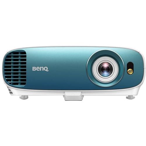 BenQ - TK800M 4K DLP Projector with High Dynamic Range - Blue/White DLP4K Ultra HD3000 lumens brightness16:9 aspect ratio