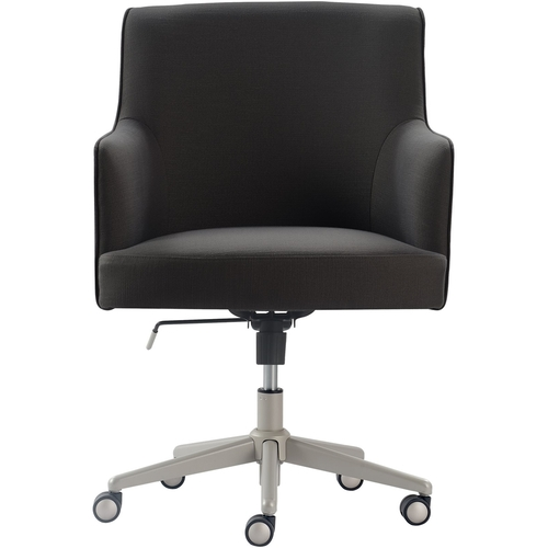 Belmont Home Office Chair Gray Twill - Finch
