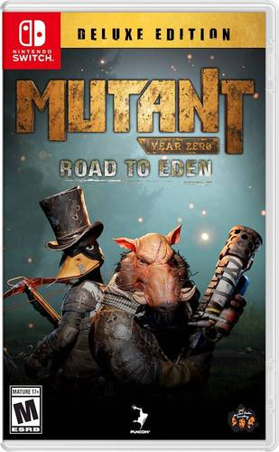 Mutant Year Zero: Road to Eden Deluxe Edition - Nintendo Switch