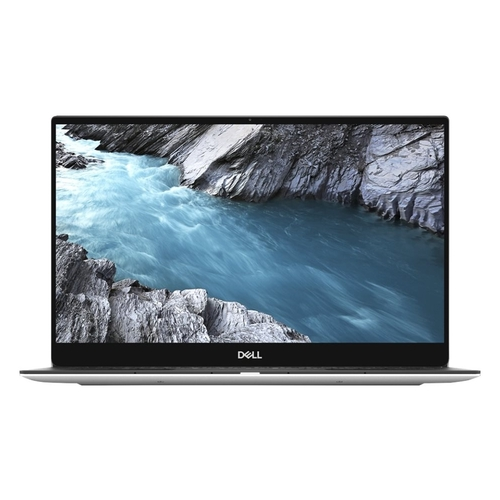 Dell XPS 13 9380 13.3u0022 Touchscreen Notebook - 3840 x 2160 - Core i7 i7-8565U - 16 GB RAM - 256 GB SSD - Platinum Silver, Carbon Black