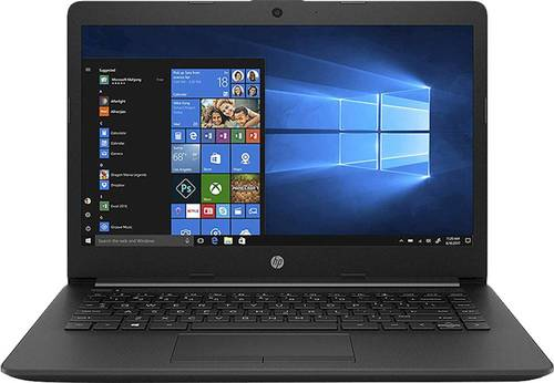 HP 14-cm0020nr Jet Black Notebook, 14u0022, AMD A4-9125, AMD Radeon R3 Graphics, 500GB HDD, 4GB Memory, 5TW16UA#ABA