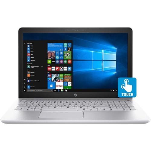 HP Pavilion 15-cs2010nr Mineral Silver Notebook, 15.6u0022, Intel Core i5-8265U, Intel UHD Graphics 620, 256 GB SSD, 8 GB Memory, 5TW02UA#ABA