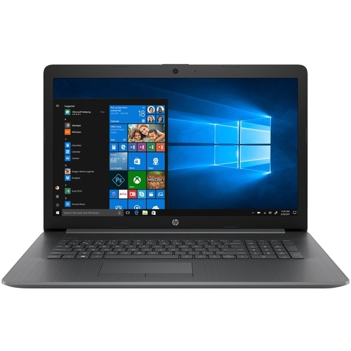 HP 17-ca0056nr Chalkboard Gray Notebook, 17.3u0022, AMD A9-9425, AMD Radeon R5 Graphics, 1TB HDD, 8GB Memory, 6NU57UA#ABA