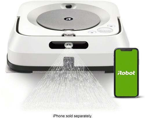 iRobot® Braava jet® m6 (6110) Wi-Fi® Connected Robot Mop