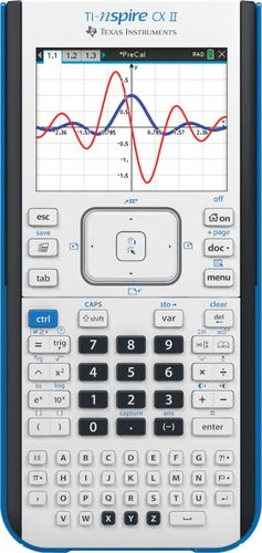 Texas Instruments Nspire Graphing Calculator CX 2