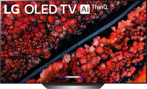 LG 77u0022 Class OLED C9 Series 4K (2160P) Smart Ultra HD HDR TV - OLED77C9PUA 2019 Model