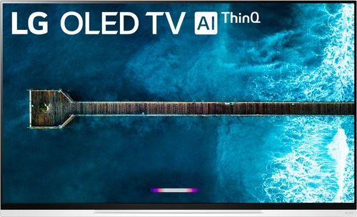 LG 65u0022 Class OLED E9 Series 4K (2160P) Smart Ultra HD HDR TV - OLED65E9PUA 2019 Model
