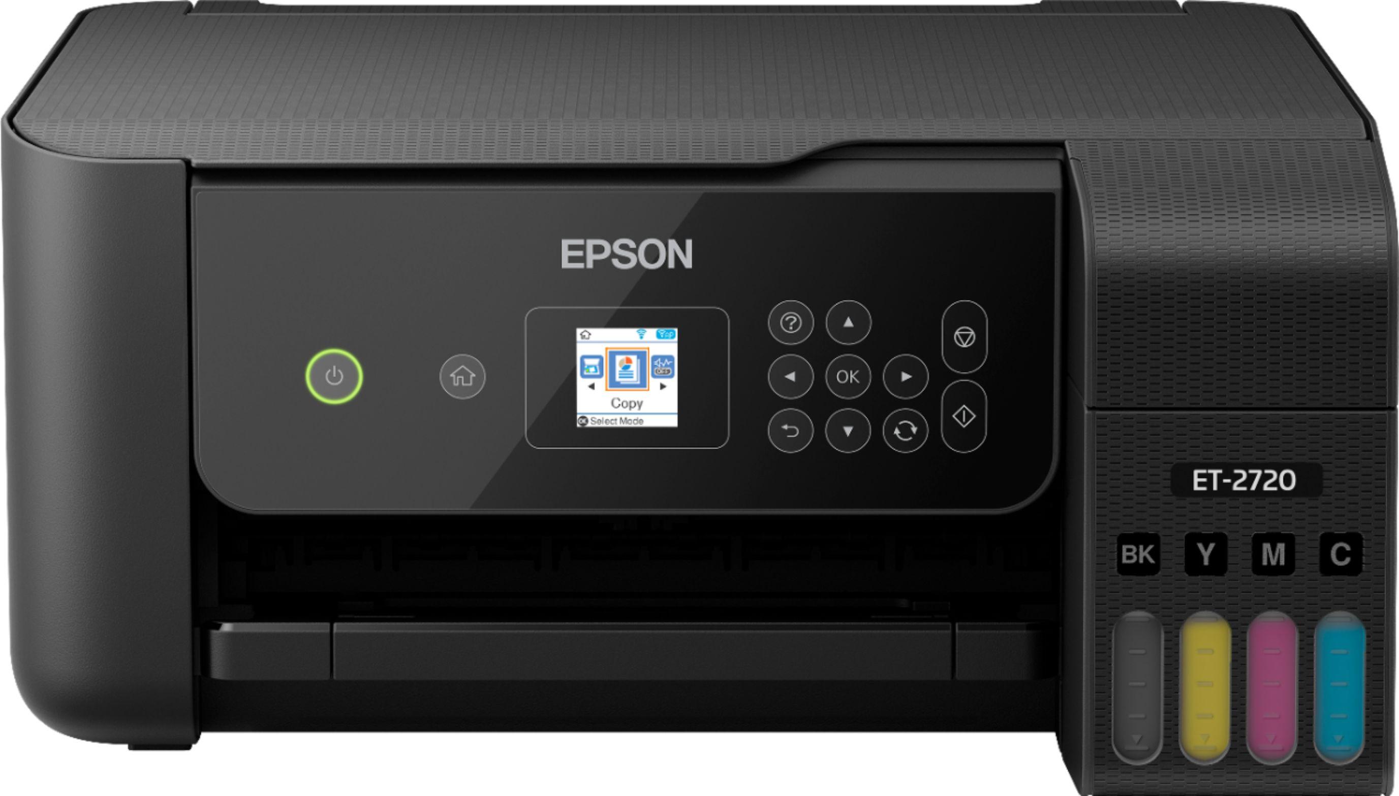 Epson ECOTANK ET-2720  C11CH42201 alternateViewsImage