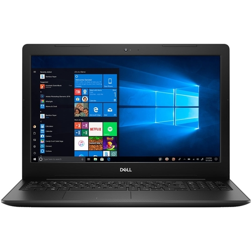 Dell - Inspiron 15.6u0022 Laptop - Intel Core i7 - 8GB Memory - 1TB Hard Drive - Black