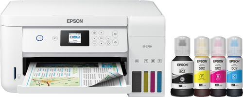 Epson EcoTank Wireless SuperTank Printer (ET-2760)