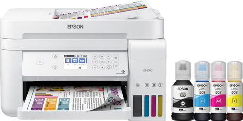 Epson EcoTank Wireless SuperTank Printer (ET-3760)