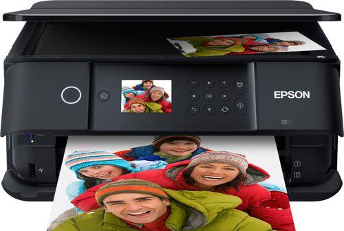 Epson Expression Premium XP XP-6100 Inkjet Multifunction Printer - Color - Copier/Printer/Scanner - 5760 x 1440 dpi Print - Automatic Duplex Print