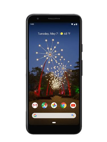 Google - Pixel 3a with 64GB Memory Cell Phone (Unlocked) - Black