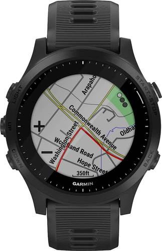 Garmin Forerunner 945 GPS Running Smartwatch - Black