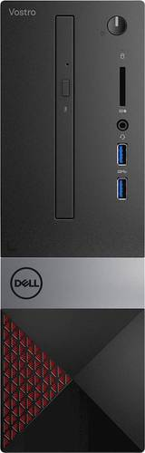 Dell Vostro 3470 SFF Desktop, Intel® Core™ i5-8400, Intel UHD Graphics 630, 8GB RAM, 256 GB SSD, v3470-5247BLK-PUS
