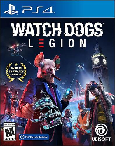 Watch Dogs: Legion - PlayStation 4