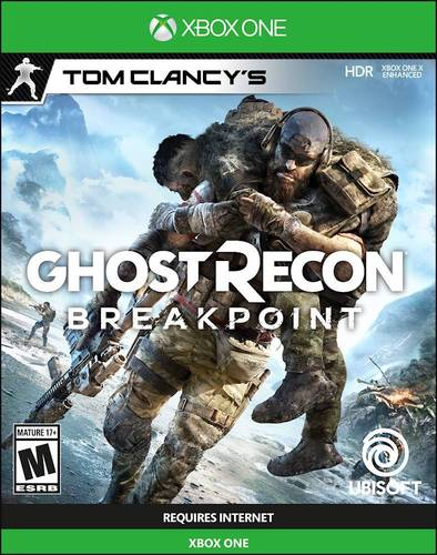 Tom Clancys Ghost Recon: Breakpoint - Xbox One