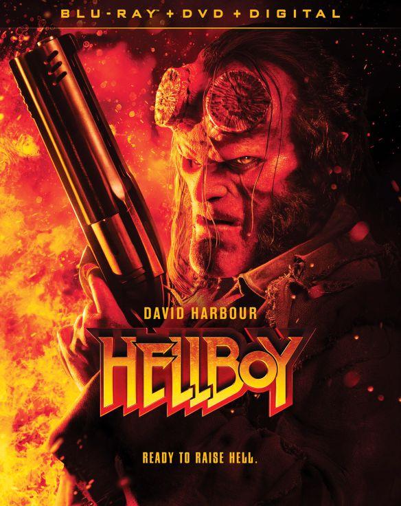 Hellboy [Includes Digital Copy] [Blu-ray/DVD] [2019]