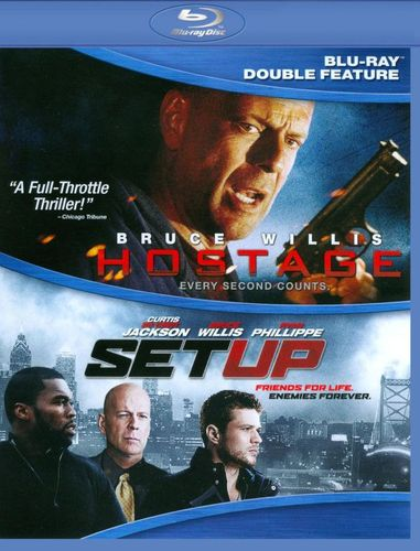 Hostage/Set Up [Blu-ray] 6352025