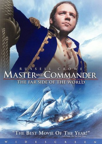 Master and Commander: The Far Side of the World [WS] [DVD] [2003] 6352038