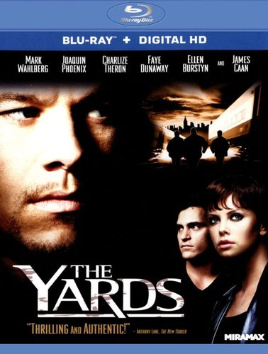The Yards [Blu-ray] [2000] 6353024