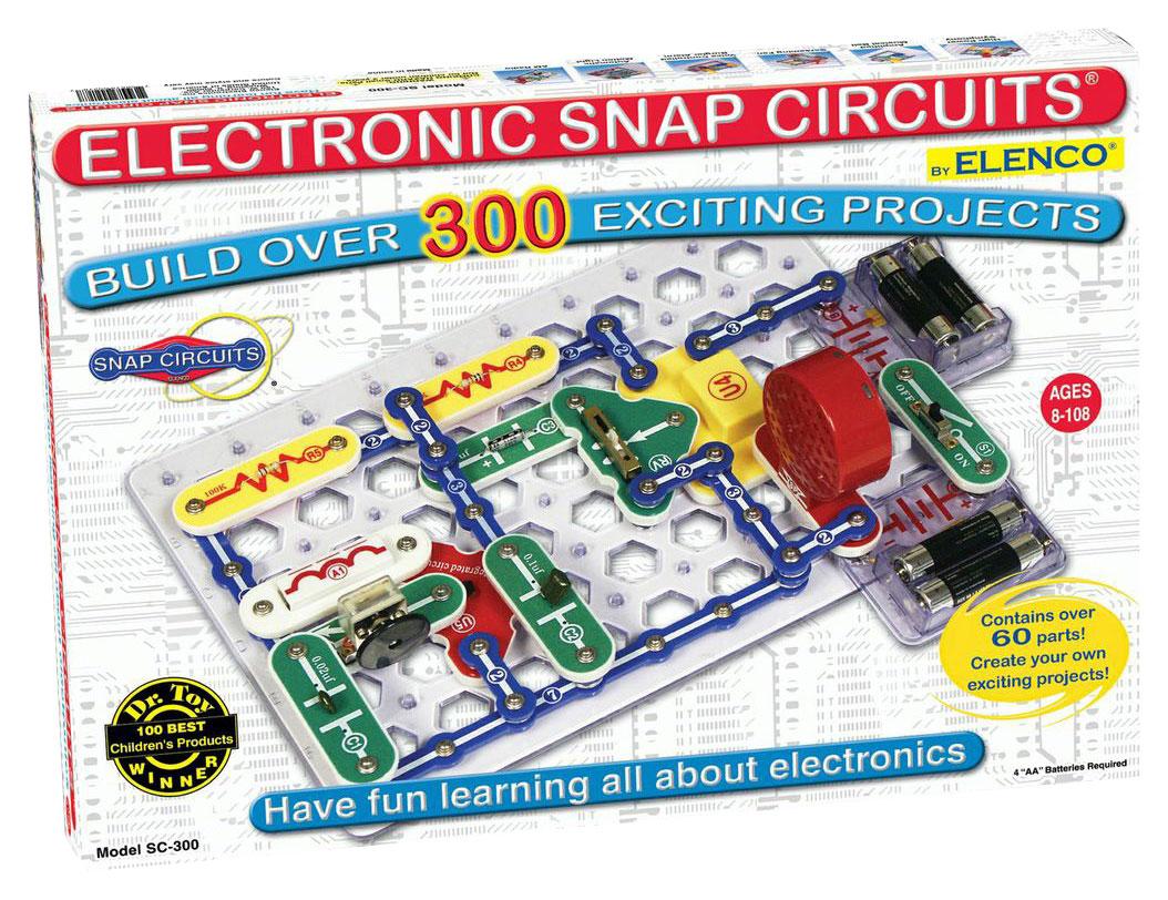Elenco - Snap Circuits Kit 6353837