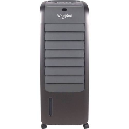 Whirlpool - 155 CFM Portable Evaporative Cooler - Titanium 309 sq. ft. cooling capacityIndoor useMultiple air direction controlProgrammable timer