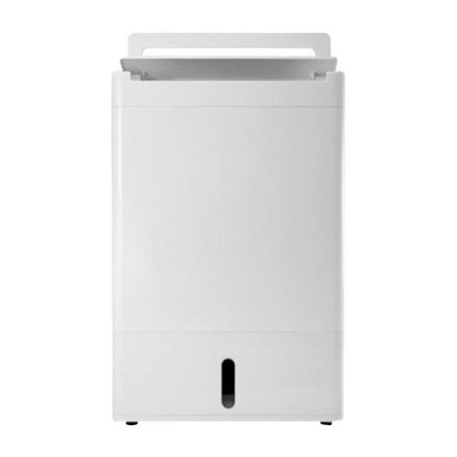Meaco - 17.5-Pint Dehumidifier - White Includes drain hose connectionAdjustable humidistat