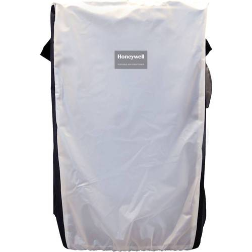 Honeywell - Cover for Select Honeywell Portable Air Conditioners - Black Compatible with select Honeywell portable air conditioners; pockets for accessories; quality materials