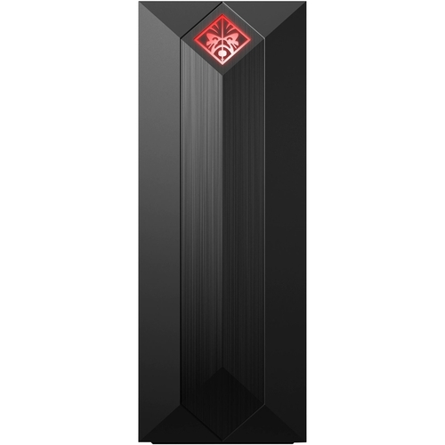 HP OMEN Obelisk Desktop 875-0160, Core i7-9700F, NVIDIA GeForce RTX 2060 graphics, 512GB PCIe SSD, 16GB DDR4, 4NN46AA#ABA