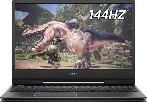 Dell - G7 15.6u0022 Gaming Laptop - Intel Core i7 - 16GB Memory - NVIDIA GeForce RTX 2070 - 512GB Solid State Drive - Abyss Gray