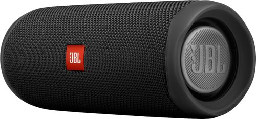 JBL Portable Waterproof Speaker Flip 5 - Black