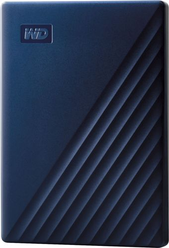 Western Digital My Passport for Mac 2TB - Midnight Blue