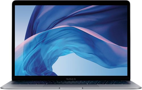 13-inch MacBook Air: 1.6GHz dual-core 8th-generation Intel Core i5 processor, 256GB - Space Gray.