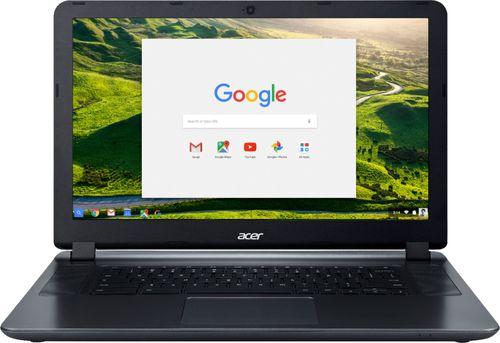 Acer Chromebook 15 CB3-532-108H 15.6u0022 Chromebook - 1366 x 768 - Atom x5 E8000 - 4 GB RAM - 16 GB Flash Memory - Granite Gray - Chrome OS