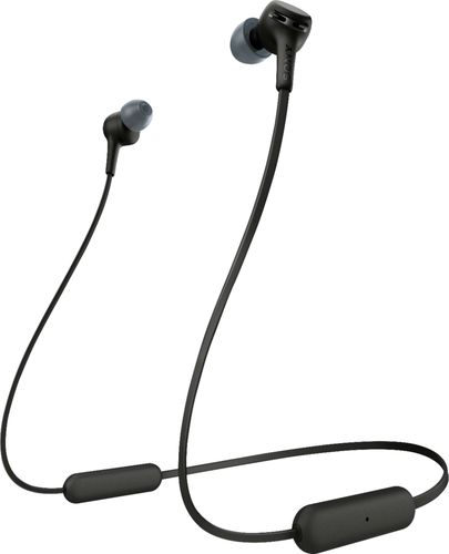 Sony WI-XB400 EXTRA BASS Wireless In-Ear Headphones- Black