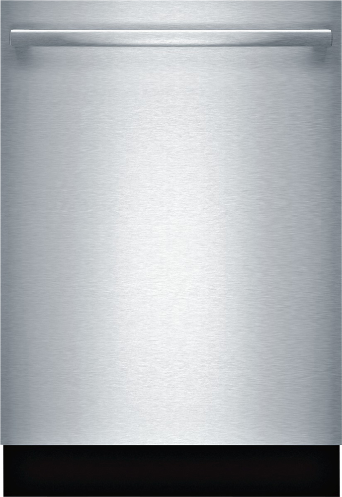 "Bosch SHX5AV55UC Ascenta 24"" Tall Tub Built-In Dishwasher with Stainless-Steel Stainless Steel"