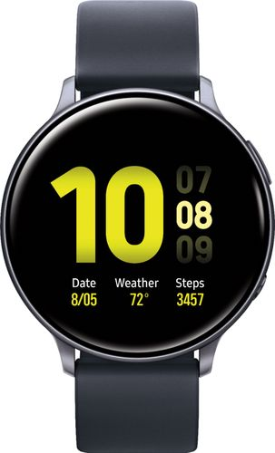Samsung Galaxy Watch Active2 - 44mm Aqua Black