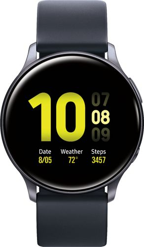 Samsung Galaxy Watch Active2 - 40mm Aqua Black
