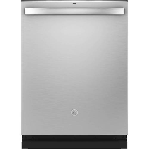 GE Top Control Tall Tub Dishwasher in Stainless Steel with Stainless Steel Tub and Steam Prewash, 46 dBA