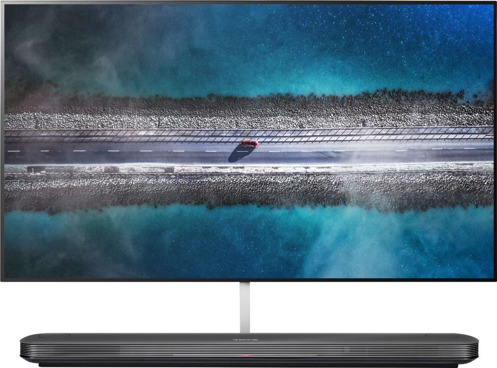 """LG - 77"""" Class - OLED - W9 Series - 2160p - Smart - 4K UHD TV with HDR largeFrontImage"""