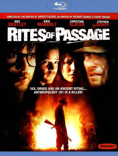 Rites of Passage [Blu-ray] [2011] 6364236