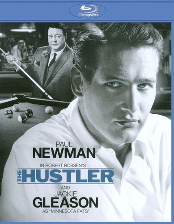 The Hustler [Blu-ray] [1961] 6366067