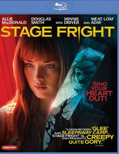 Stage Fright [Blu-ray] [2014] 6385155