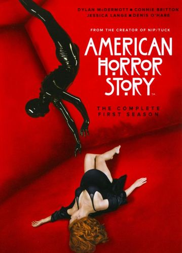 American Horror Story: The Complete First Season [3 Discs] [DVD] 6386598